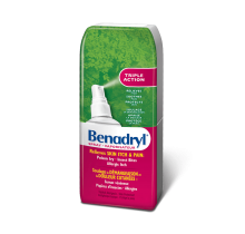 BENADRYL® Itch Spray