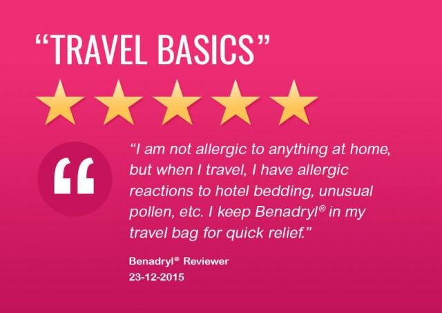 Travel Basics Review